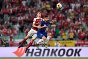 Positive Saisonbilanz von Hankook beim UEFA Europa League-Engagement. Foto: Hankook