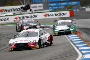DTM-Champion Rast siegt in Hockenheim