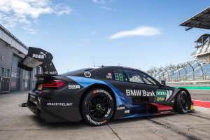 BMW M Motorsport in der DTM 2019. Foto: BMW