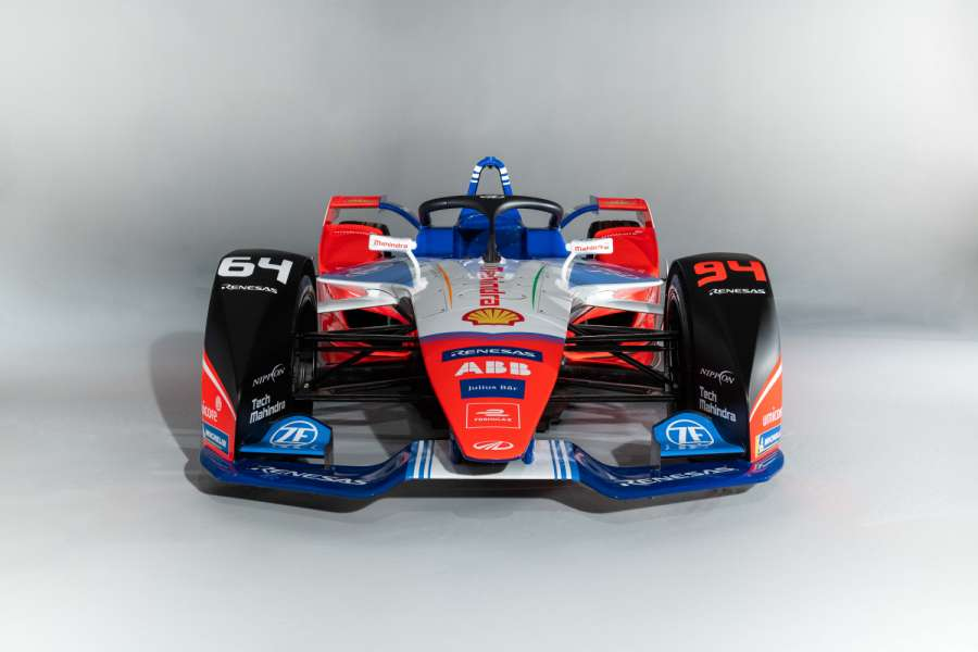 ZF wird Official Powertrain Partner von Mahindra Racing