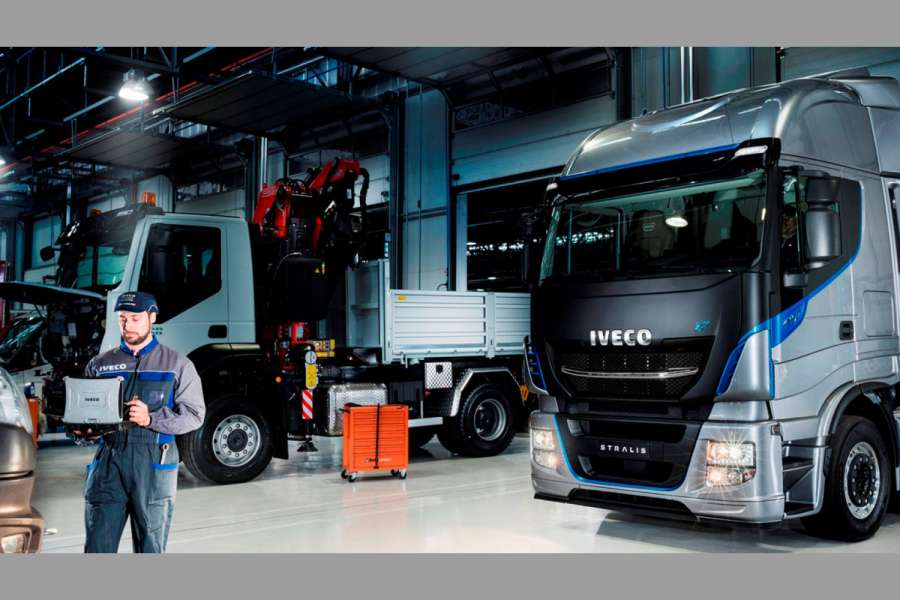 IVECO Truck Station