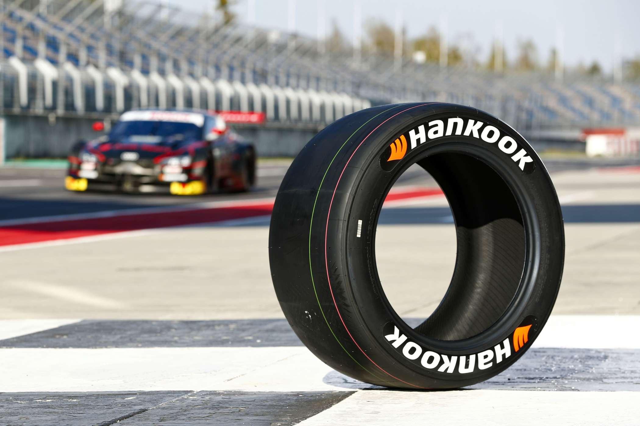 Der Rennreifen Ventus Race von Hankook  Reifen und Felgen