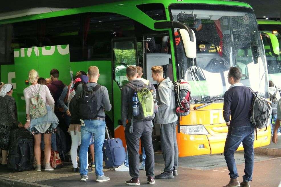 Flixbus 140 Neue Ziele Fernbuslinienverkehr News